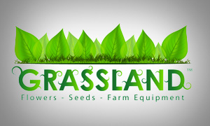 Logo Design for Grassland Farm Equipment